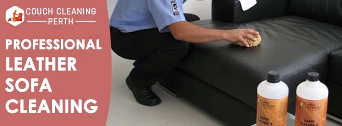 Professional Leather Sofa Cleaning Perth